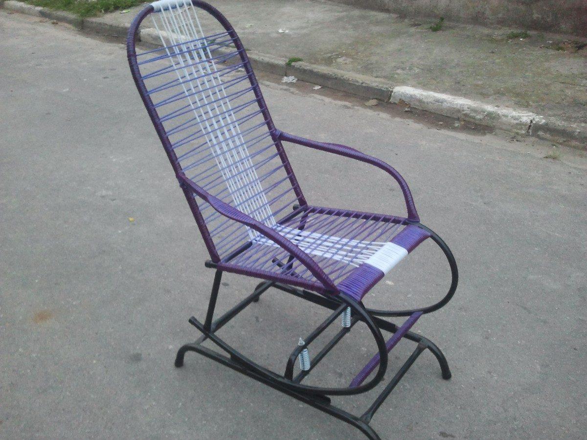 Cadeira De Balanço Com Base Fixa R$ 134 99 em Mercado Livre #51577A 1200x900