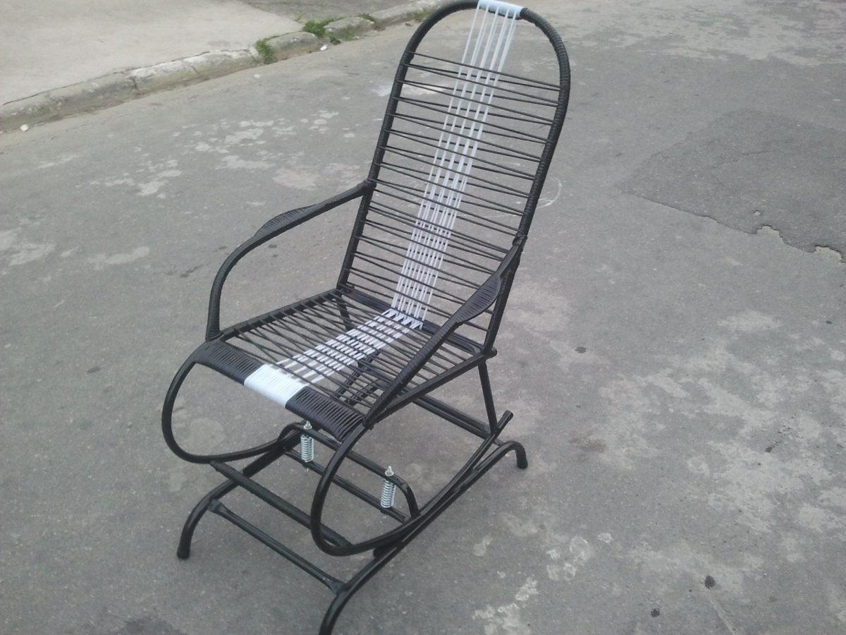 Cadeira De Balanço Com Base Fixa R$ 136 99 em Mercado Livre #36393D 1200x900