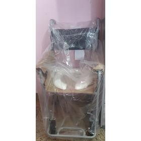 Cadeira De Banho Em Aço De Carbono Cds