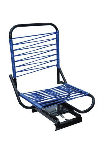 cadeira de barco giratoria cordinha
