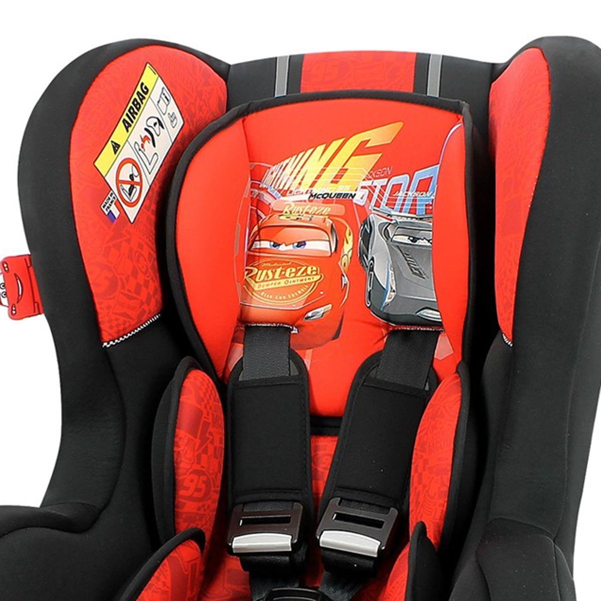 848ce845b6f3b cadeira de carro infantil carros 3 disney crianças 0 a 25 kg. Carregando  zoom.