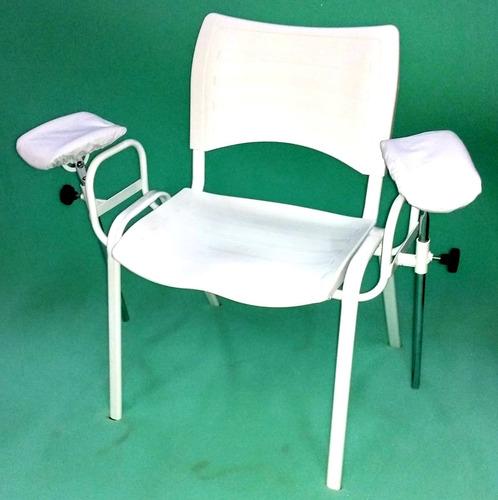cadeira de coleta de sangue modelo iso