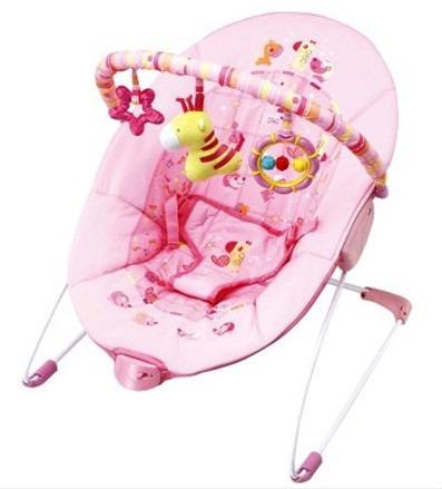 cadeira de descanso com função vibratória até 13kg - mastela