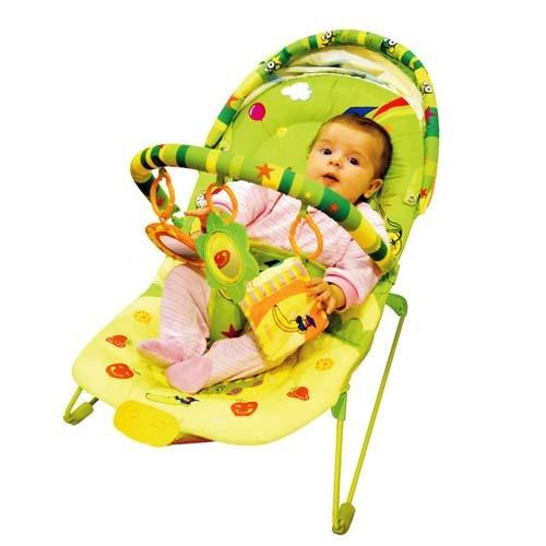 cadeira de descanso dican frutinhas divertidas