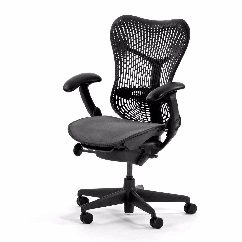 Cadeira De Escrit 243 Rio Girat 243 Ria Herman Miller Mirra R 3