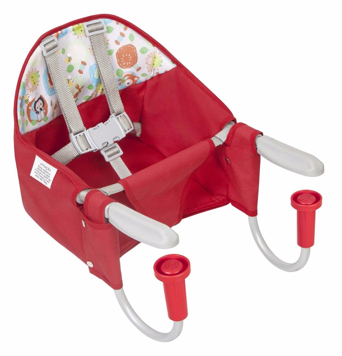 cadeira de refeição bebê portátil para mesa tutti baby #921028 1151x1200