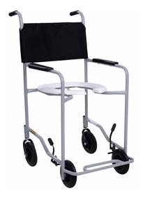 95986bbb5 Cadeira De Rodas Para Banho E Necessidades - Acessibilidade e Mobilidade  Cadeiras de Banho no Mercado Livre Brasil