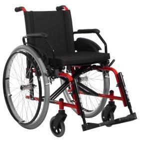 cadeira de rodas standard plus duplo x - ortomix