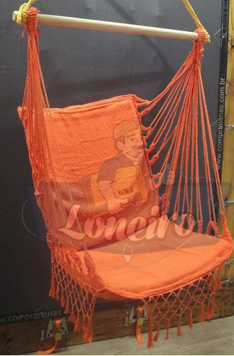 cadeira descanso rede