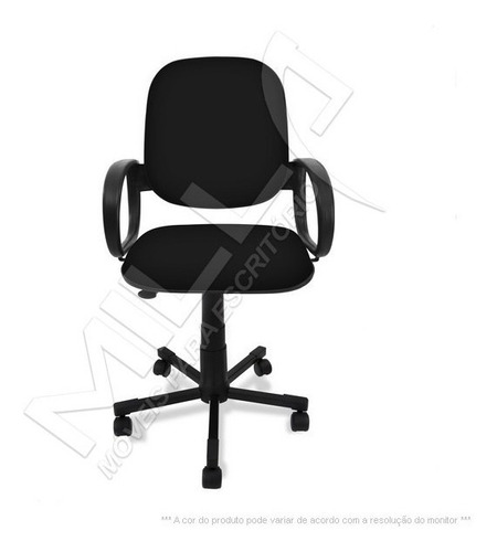 cadeira diretor braço orelha giratória injetada