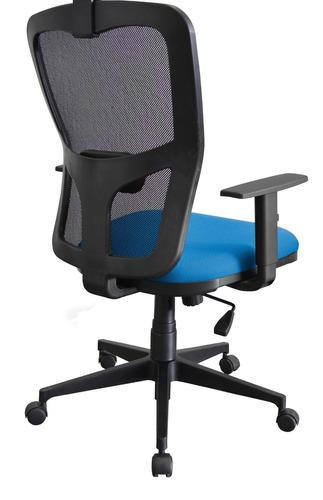 cadeira diretor escritório strike apoio lombar braços rhodes