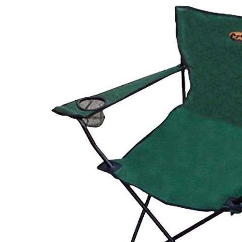 cadeira dobrável camping pesca praia kala com bolsa