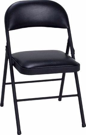 Cadeira Dobr 225 Vel Maxchief Estofada Bar Churrasco Eventos