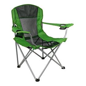 Cadeira Dobrável Para Camping - Verde