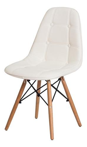 cadeira eiffel botonê eames dsw base madeira várias cores