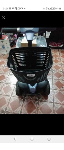 cadeira elétrica scooter scott s desmontável