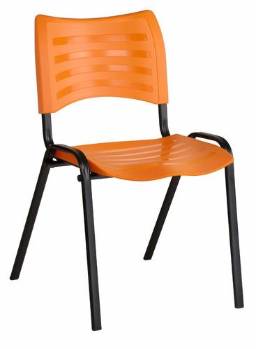cadeira empilhavel, igreja, salão, coletividade, espera
