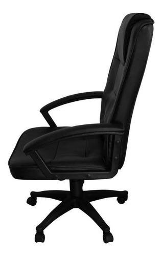 cadeira escritório presidente  confortável executiva