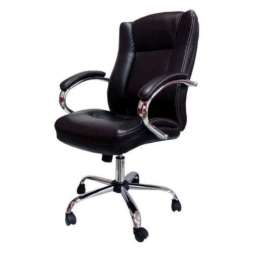 cadeira escritório presidente giratória com ajuste de altura