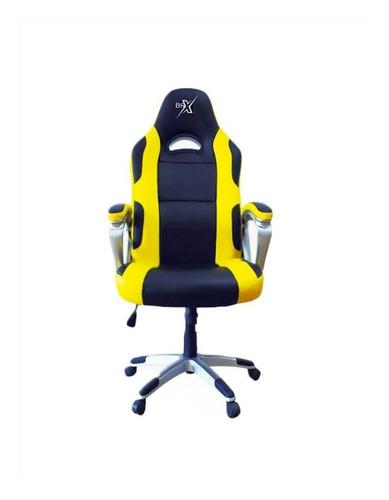 cadeira gamer br-x d-302 yellow
