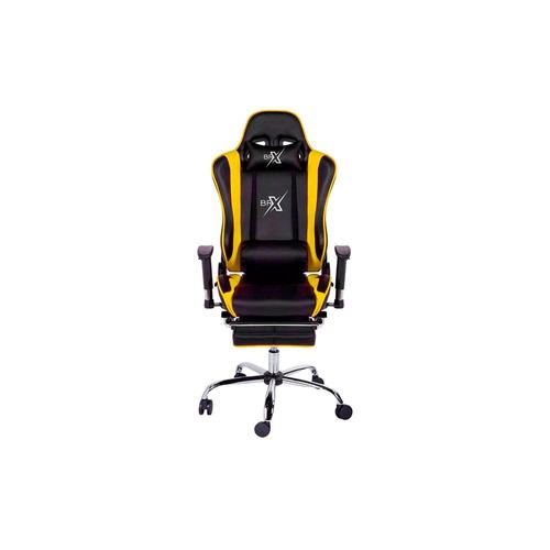 cadeira gamer br-x d-364 yellow