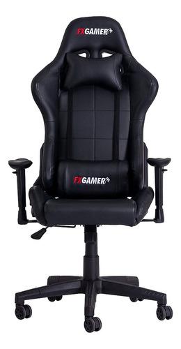 cadeira gamer gear em couro sintético frete grátis!