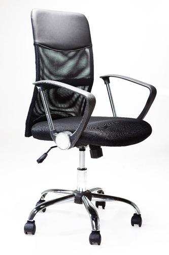 cadeira giratória escritório executiva tela mesh  cx-0300-m