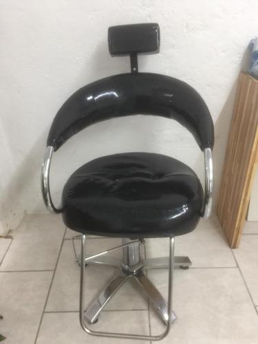 cadeira hidráulica para salão de beleza
