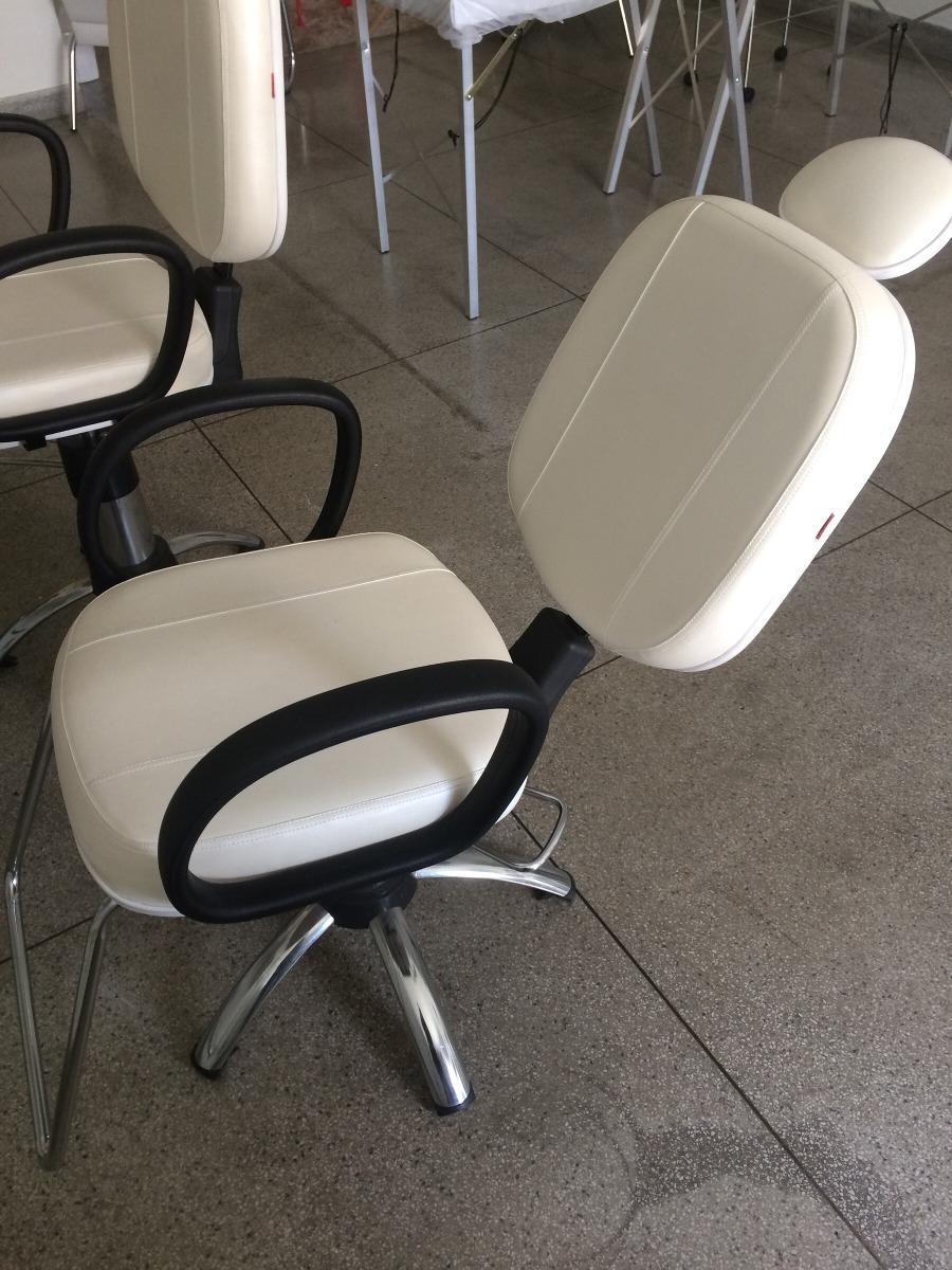 Miniatura metal retro vintage cadeira barbeiro barbearia r 129 70 - Cadeira Hidr Ulica Reclin Vel Cabeleireiro R 780