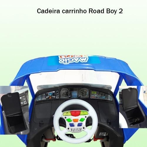 cadeira infantil caminhão corte capilar infantil
