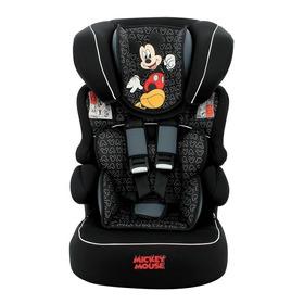 Cadeira Infantil Para Carro Team Tex Disney Beline Luxe Mickey Mouse Vite