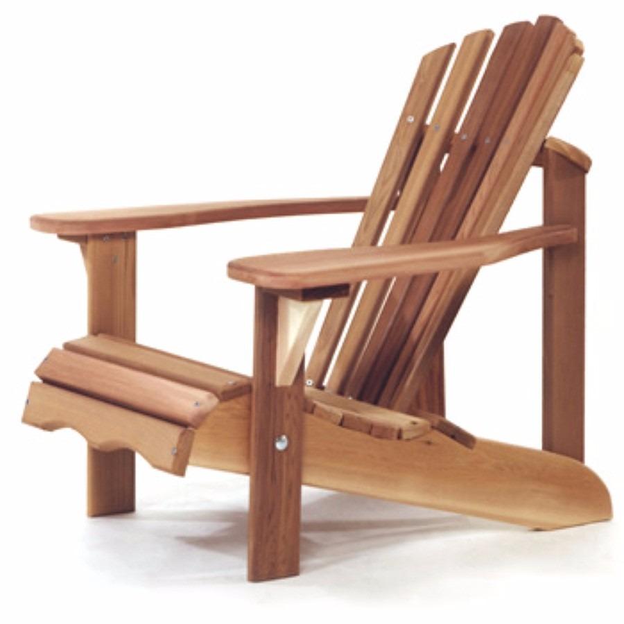 Cadeira De Jardim Em Madeira Cedrinho Pavão Banco P ...