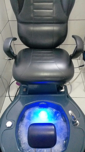 cadeira manicure pedicure podologia spa