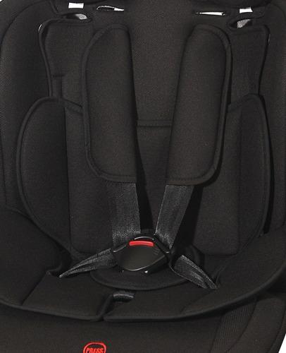 cadeira p/ auto dorano ii preto galzerano
