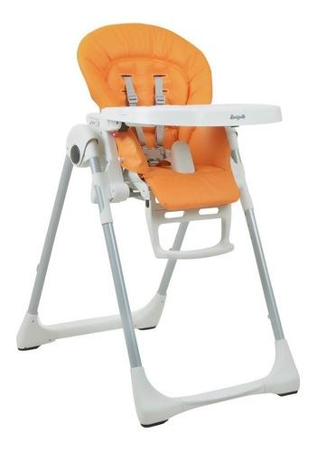 cadeira p/ refeição prima pappa 0-3 - orange - burigotto