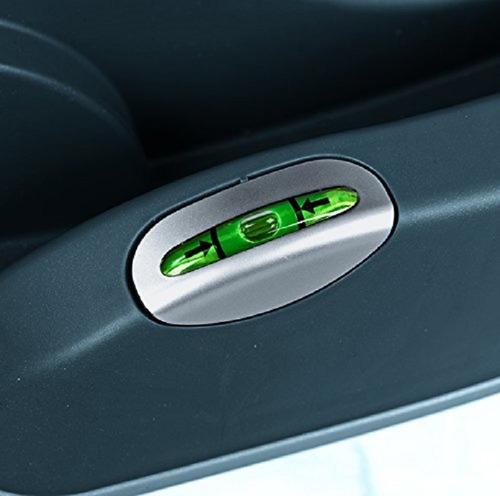 cadeira para auto com base keyfit - chicco - graphite