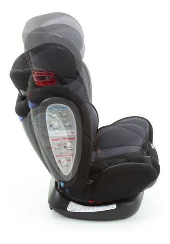 cadeira para auto - de 0 a 36 kg - unique - cinza sport - co