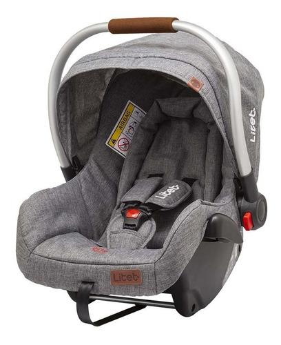 cadeira para auto litet 0 a 13kg cinza escuro - bb667