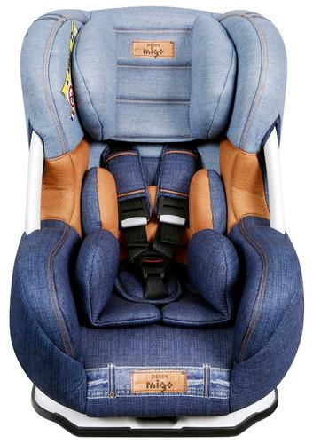 cadeira para auto nania eris denim bleu - teamtex