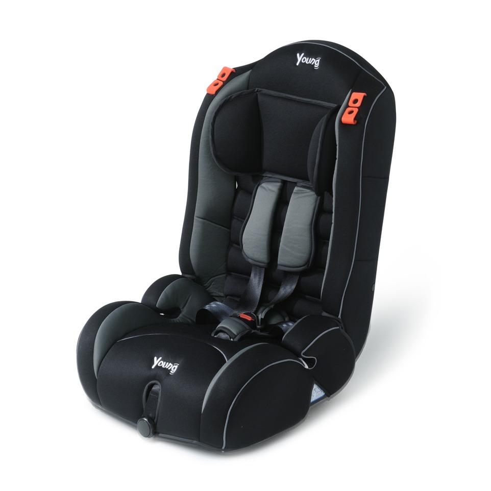 ac57c2f51 cadeira para auto reclinável 9 a 36kg young yper shark. Carregando zoom.