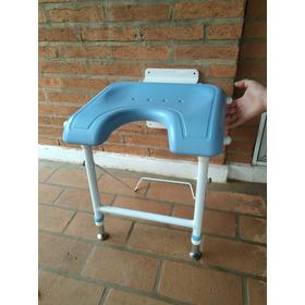 Cadeira Para Banho Dobrável, Idoso Ou Deficiente