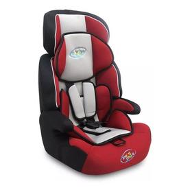 Cadeira Para Carro Baby Style  9-36 Cometa Vermelho/preto