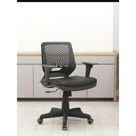Cadeira Para Escritório Giratória Beezi Plaxmetal