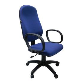 Cadeira Para Escritório Giratória Presidente Atom Com Braço