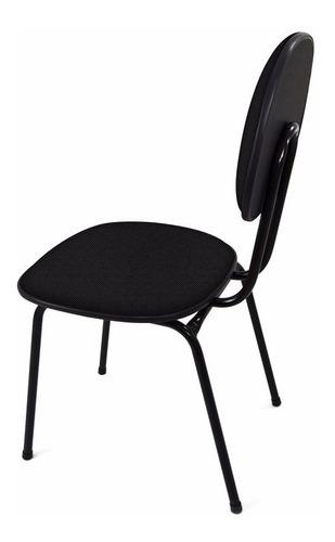 cadeira para igrejas | varias cores espuma injetada