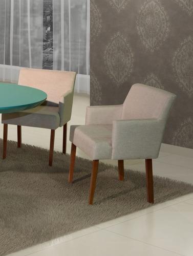 cadeira para mesa de jantar império  - mobillare x