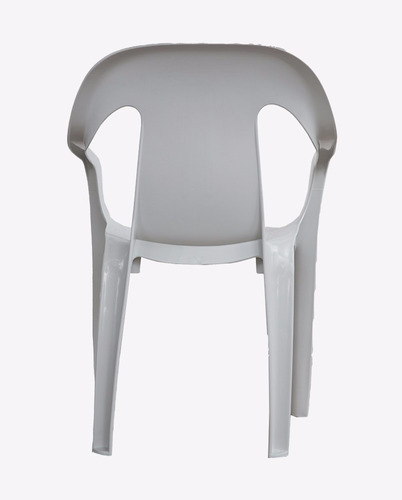 cadeira plastica poltrona rei do plastico / goyana - 182kg