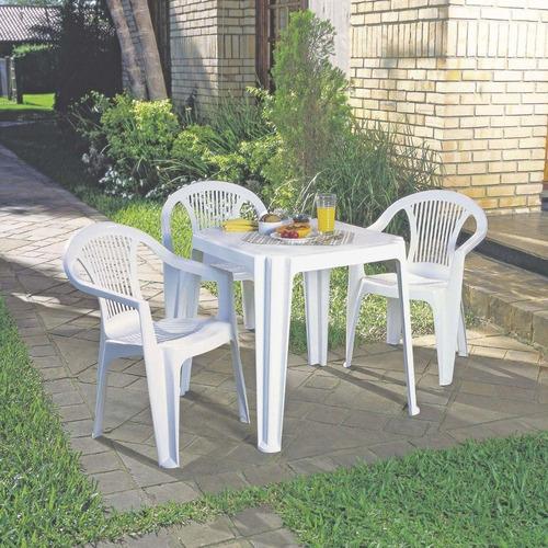 cadeira plástica tramontina guarapari 92208010