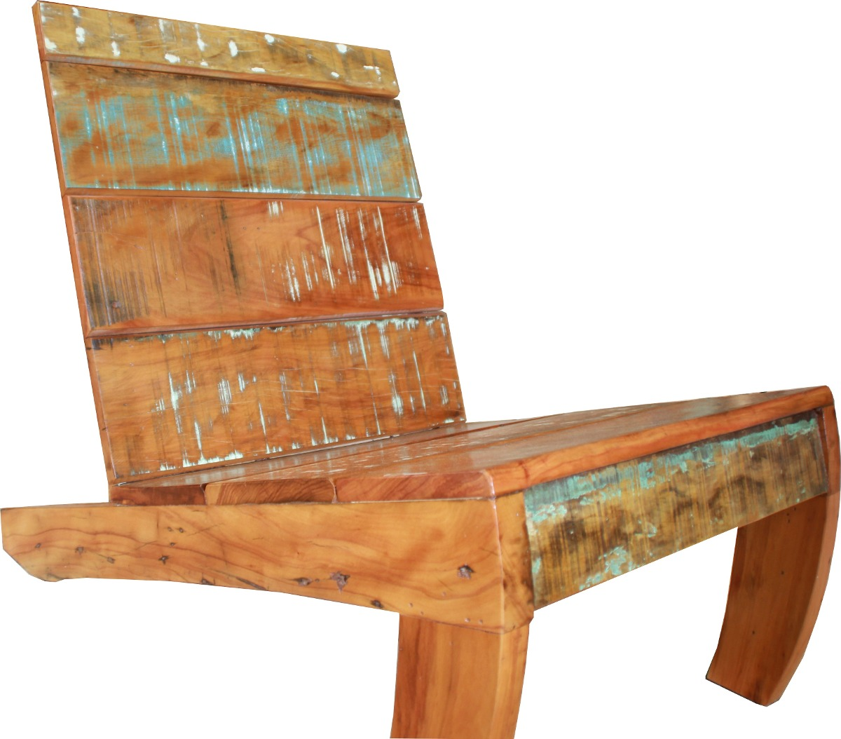 Cadeira Poltrona De Madeira Com Inclinação Para Jardim R$ 658 80  #A74E24 1200x1054