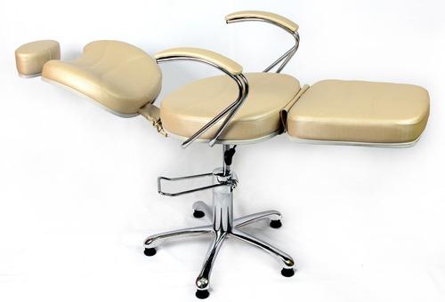 cadeira poltrona reclinável para maquiagem sobrancelha